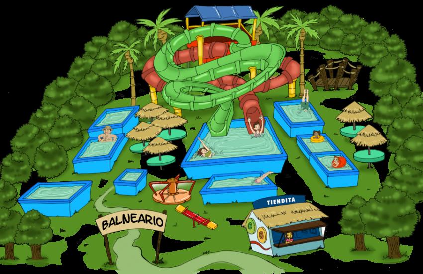balnearios en chihuahua
